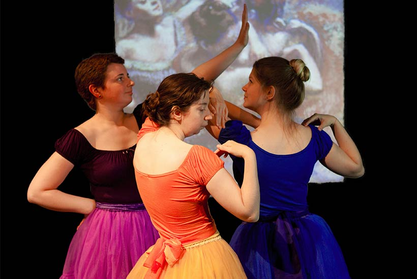 degas dance production